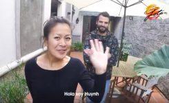 Huynh y Stefan te cuentan su experiencia en Posada Gotan
