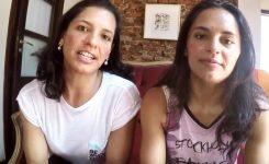 Tatiana y Karenina, Profesoras de Yoga, Karate y Colombianas